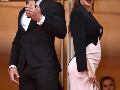 娜蒂 怀孕了依然那么美