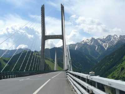 全国桥梁长度排名 中国拥有的数量超乎你的想象