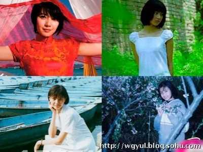 高圆圆个人资料年龄 北京第一美女高圆圆早年青涩旧照曝光