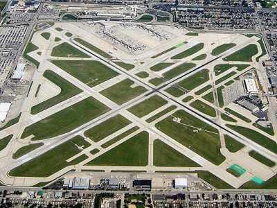 美国机场客流量排名 世界各国飞机场数量排名