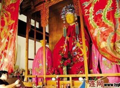 东海孝妇与窦娥 江苏东海孝妇窦娥传说入选第四批国家级非遗